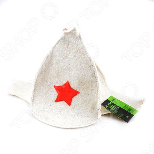 Шапка Hot Pot «Буденовка» 42014 шапка д бани счастья принт войлок