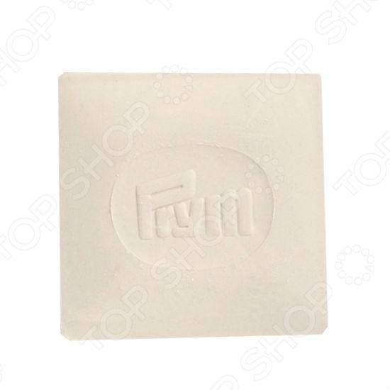 Мел плоский Prym 611812Аксессуары для шитья<br>Портновский мел плоский Prym 611812 станет отличным дополнением к набору ваших швейных принадлежностей. Он представляет собой белый квадратный мелок, предназначенный для временного нанесения контуров выкройки на ткань. Изделие весьма удобно и практично в использовании, следы мела легко стереть с ткани просто постирав вещь.<br>