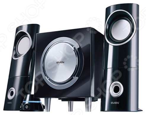 фото Колонки Sven MS-103, Компьютерные колонки и акустические системы