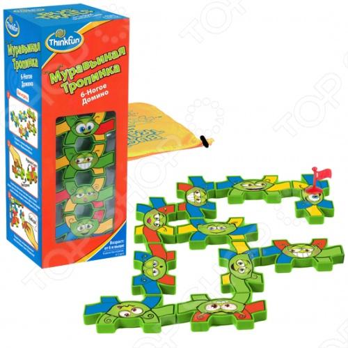 Игра-домино Thinkfun «Муравьиная тропинка» Игра-домино Thinkfun «Муравьиная тропинка» /