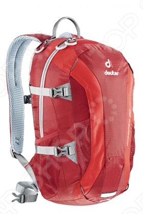 Рюкзак Deuter Speed lite 20 2013 это отличный походный рюкзак, который составит вам добрую компанию в любом путешествии. Новый спортивный и урбанистический дизайн прекрасно смотрится и на тропинках в горах, и на оживленных улицах города. Идеально подходит для езды на велосипеде. Есть совместимость фиксатора для питьевой системы. Кроме того, рюкзак оснащен компрессионными ремнями, анатомическими плечевыми лямками и набедренным поясом с сетчатыми крыльями, двумя боковыми карманами.