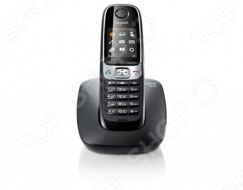 Радиотелефон Gigaset C620 Shiny радиотелефон