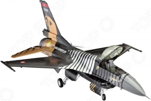 Сборная модель истребителя Revell F-16 C «SOLO TRK» сборная модель корабля revell santa maria