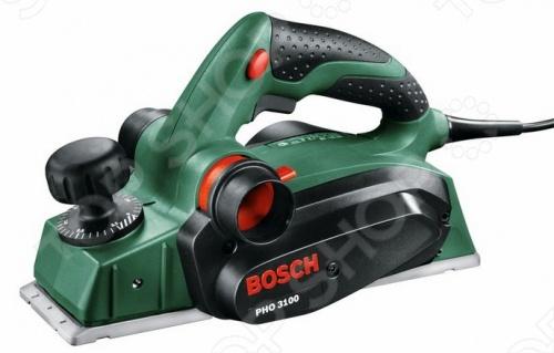 Рубанок электрический Bosch PHO 3100 электрорубанок bosch pho 3100 0603271120