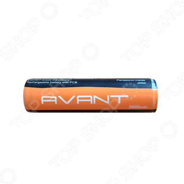 Батарея аккумуляторная Avant 18650