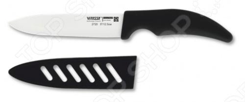 Нож керамический поварской Vitesse Cera-Chef Collection VS-2720 нож керамический поварской vitesse cera chef 15 см vs 2724