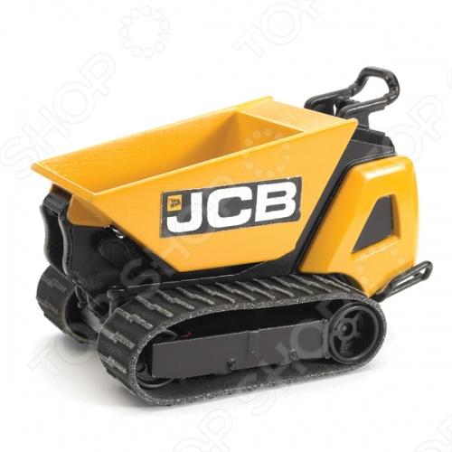 Bruder JCB Dumpster HTD-5 bruder мини экскаватор jcb cts bruder