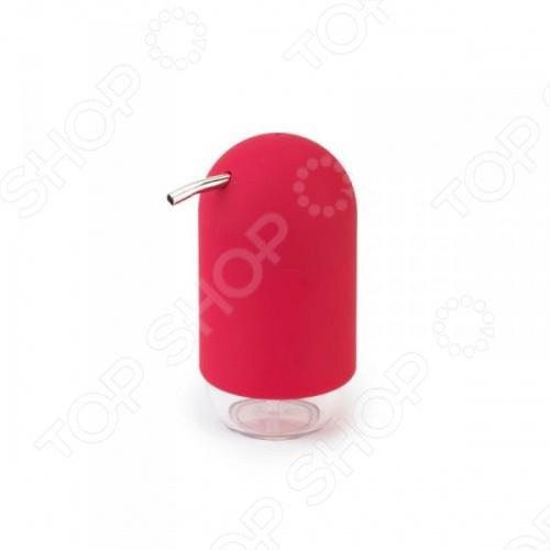 Диспенсер для мыла Umbra Touch станет оригинальным украшением интерьера вашей ванной комнаты или кухни, дополнив его удобством, практичностью и функциональностью. Все, что вам необходимо сделать наполнить жидким мылом емкость и начинать пользоваться диспенсером. Приятный глазу дизайн и цвет изделия без труда впишутся в окружающую обстановку, положительно влияя на ваше настроение каждый раз, когда вы будете им пользоваться. Пластиковый корпус выполнен из качественного материала, который надолго сохранит свой первоначальный вид. Кроме того, благодаря дозатору, расход мыла существенно снижается, а оригинальный дизайн делает диспенсер хорошим подарком для ваших близких.