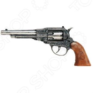 Пистолет Edison Giocattoli Нави цены онлайн