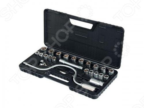 Набор слесарно-монтажный SPARTA из 24 предметов  слесарно монтажный набор 21 предмет sparta 13537