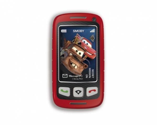 Телефон шпионский Smoby Тачки 2 - это многофункциональный игрушечный телефон из популярного мультфильма Тачки . С ним, ваш ребенок сможет записывать голос и с помощью встроенного вокодера - изменять его до неузнаваемости. Имеет 3 голосовых эффекта. Питается от 2 батареек типа ААА.