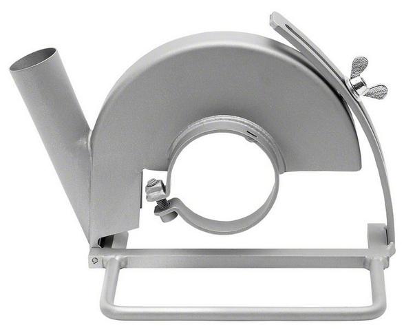 Салазки направляющие с патрубком Bosch 1605510180 угловая шлифовальная машина bosch gws 20 230 h 0 601 850 107