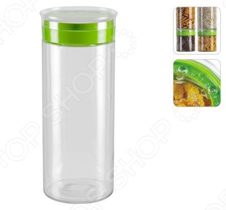 Емкость для сыпучих продуктов Nadoba Tekla емкость для сыпучих продуктов nadoba tekla 1 25 л