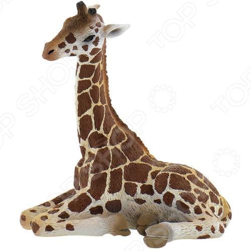 Фигурка-игрушка Bullyland Детеныш жирафа