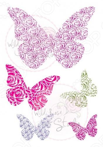 Штамп для скрапбукинга Wild Rose Studio CL165Штампы<br>Штамп для скрапбукинга Wild Rose Studio CL165 поможет без труда нанести красивый рисунок на бумагу, картон и другие материалы. Обычно инструмент применяется в процессе создания открыток и украшения альбомов. Однако он также подойдет для декорирования обоев и мебели. Штампик изготовлен из эластичного материала, поэтому может быть использован на сферических или изогнутых поверхностях. После применения инструмент необходимо промыть мыльной водой мыло не должно содержать увлажняющих компонентов и вытереть сухой тканью без ворса. Производитель рекомендует хранить изделие в оригинальной упаковке.<br>