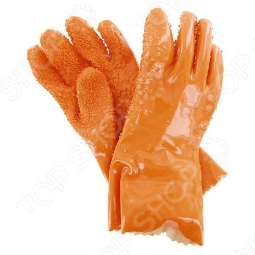 Перчатки для чистки овощей Bradex «Шкурка» ecosystem ecology