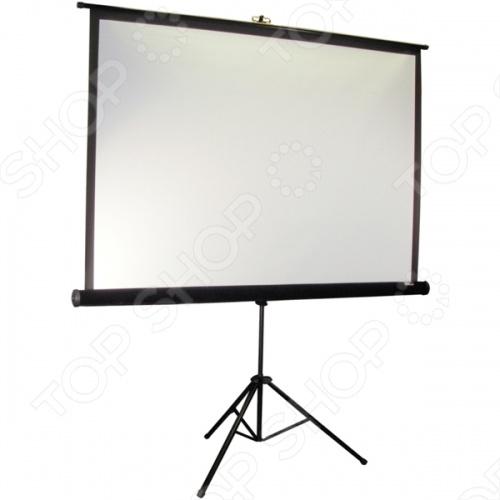 Elite Экран Elite Screens 152x203см Manual M100NWV1 4:3 настенно-потолочный рулонный белый