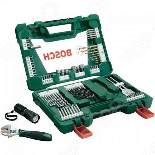 Набор принадлежностей Bosch 2607017193 набор принадлежностей bosch v line 48 предметов [2607017314]