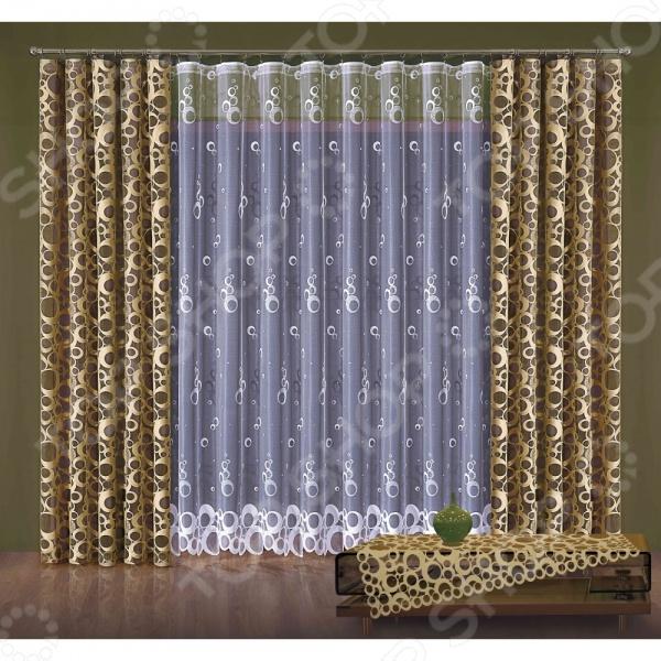 Комплект штор Wisan 016W шторы wisan шторы с ламбрекеном wallis