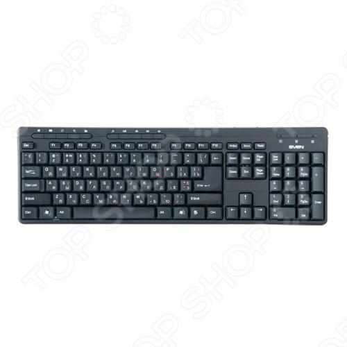Клавиатура Sven Standard 307M