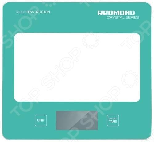 Весы кухонные Redmond RS-724 помогут вам следовать рецептуре блюд, с точностью до грамма соблюдая количество необходимых ингредиентов. Обнуление тары, сенсорные кнопки, автоматическая система балансировки, автоматическое выключение, индикатор батареи, индикатор перегрузки делают использование весов максимально удобным.