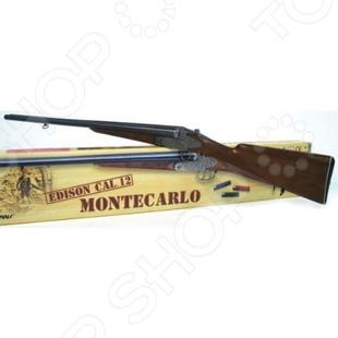 Ружье детское Edison Giocattoli Монтекарло пистоны edison giocattoli для 8 зарядного оружия