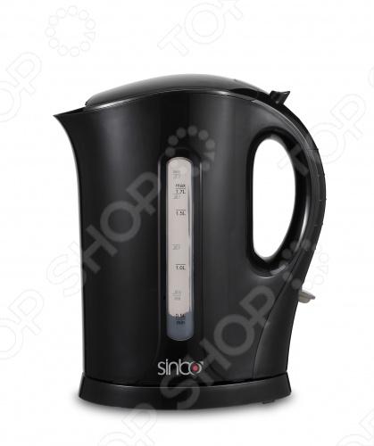 Чайник Sinbo SK-7315 чайник sinbo sk 7358 2200 вт 1 8 л пластик слоновая кость