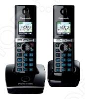 Радиотелефон Panasonic KX-TG8052 телефон для офиса