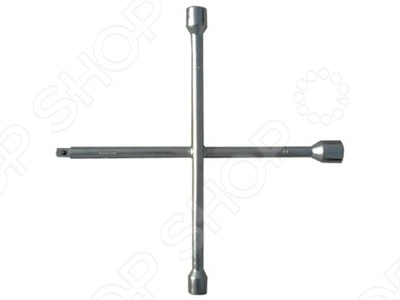 Ключ-крест баллонный MATRIX 17 х 19 х 21 мм ключ баллонный крестовой heyner 17 х 19 х 21 х 23 мм