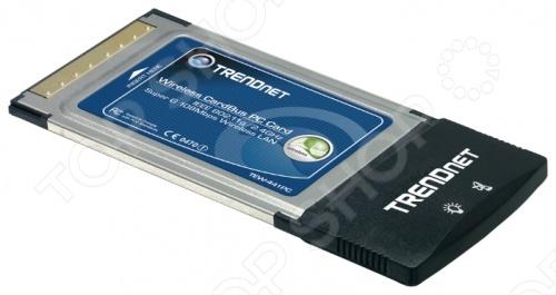Адаптер Wi-Fi TRENDnet TEW-441PC