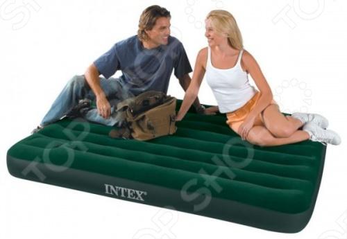 Матрас-кровать надувной Intex 66928 жилеты cleverly жилет