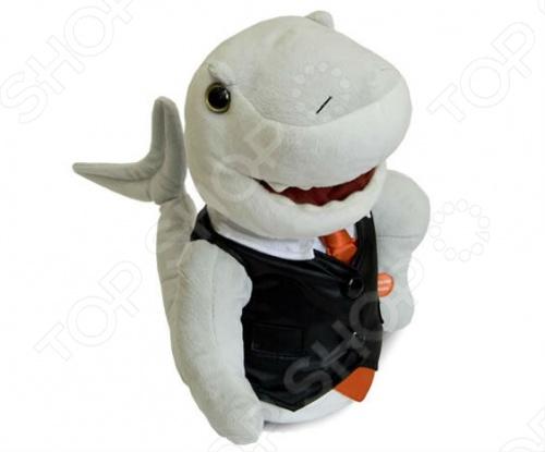 Мягкая игрушка интерактивная «Акула Фигаро» мягкая игрушка интерактивная woody o time лошадка непоседа