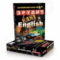 Игра настольная Биплант Easy english 10006