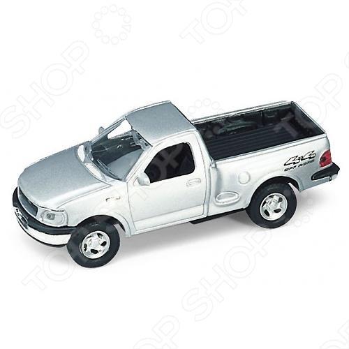 Модель машины 1:34-39 Welly 1997 Ford F150 Pick Up. В ассортименте