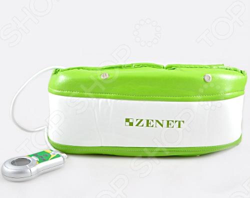 Пояс массажный антицеллюлитный ZENET TL-2005L-B