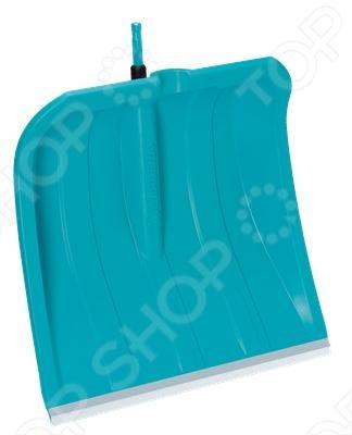 Лопата для уборки снега с пластиковой кромкой Gardena 324
