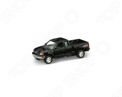 Модель машины 1:37 Welly 1999 Ford F-150 Flareside Supercab Pick Up. В ассортименте