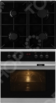 Комплект из духовки и рабочей поверхности Hansa BCMI64590015 hansa bcmi64590015