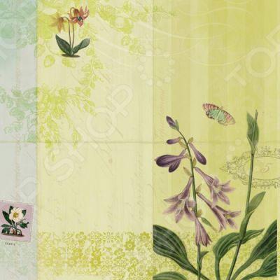 фото Бумага для скрапбукинга K&Company «Блестящие цветы», купить, цена