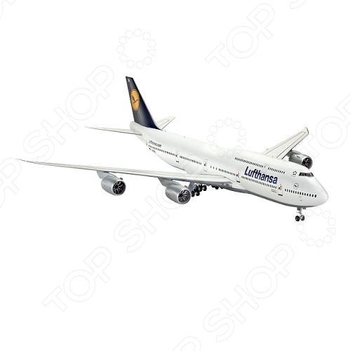 ������� ������ ������������� �������� Revell Boeing 747-8
