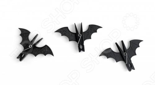 Клипса-прищепка Suck UK Spooky Bat