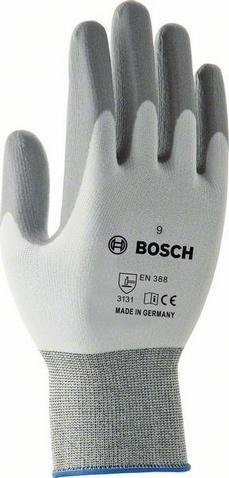 Перчатки защитные Bosch GL Ergo 8