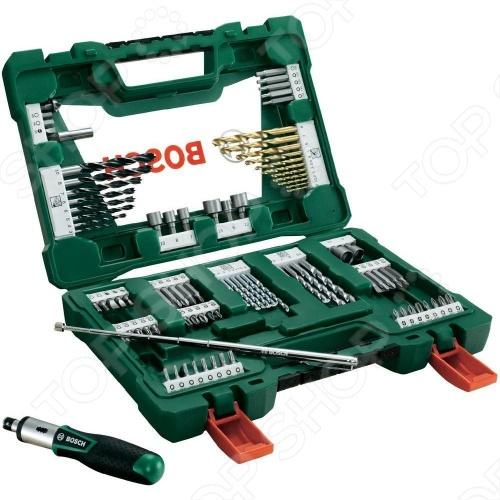 Набор принадлежностей Bosch 2607017195 bosch v line 91 2607017195