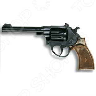 Пистолет Edison Giocattoli Ларами пистолет edison giocattoli dakota metall western