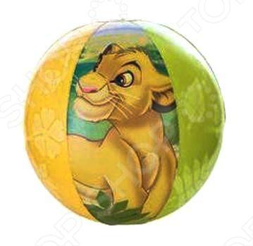 Мяч надувной Intex Король Лев 58052 станет отличной игрушкой для вашего ребёнка. Яркая раскраска с изображением любимого персонажа, однозначно будет радовать и вызывать незатухающий интерес у малыша, а прочный материал не позволит мячу проколоться и прийти в негодность, доставив его владельцу неприятные эмоции.