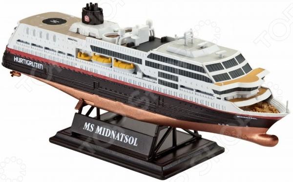 Сборная модель лайнера Revell MS Midnatsol майка print bar кредо убийцы агилар де нерха