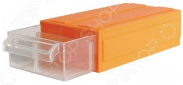 Пластик ящик с отделениями