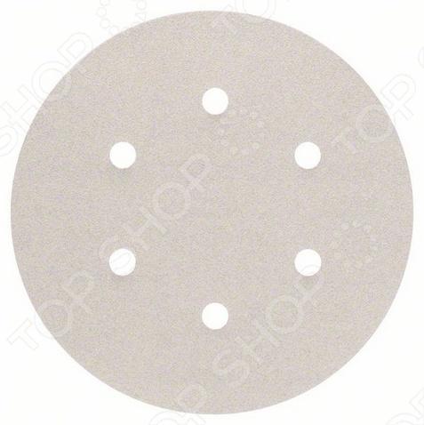 Набор листов для эксцентриковой шлифмашины Bosch Best for Paint, 6 отверстий, 5 шт