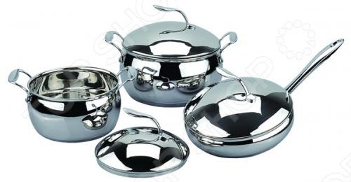 Набор кухонной посуды Rainstahl RS-1068
