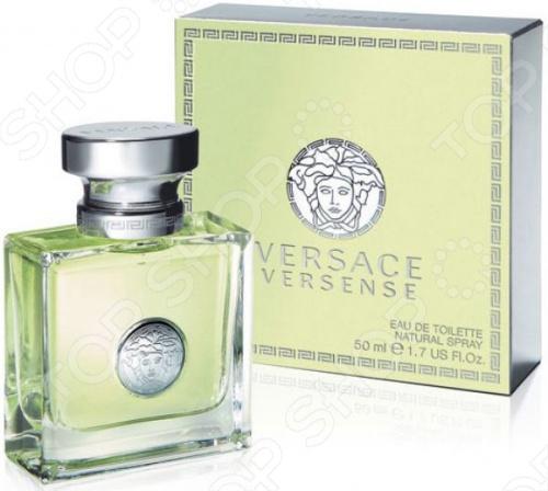 Туалетная вода для женщин Versace Versense туалетная вода versace versense объем 50 мл вес 100 00